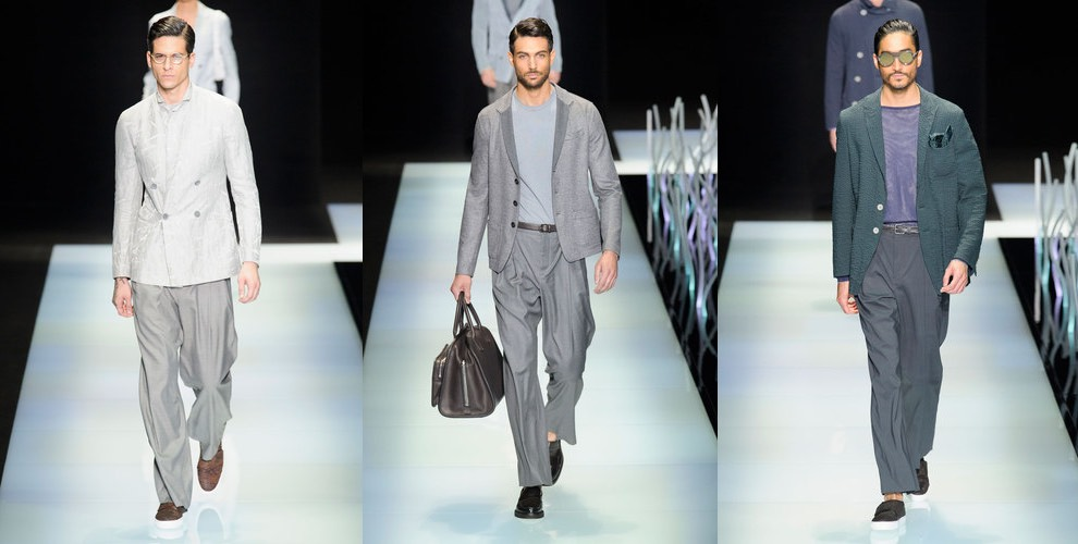 Armani uomo estate 2016