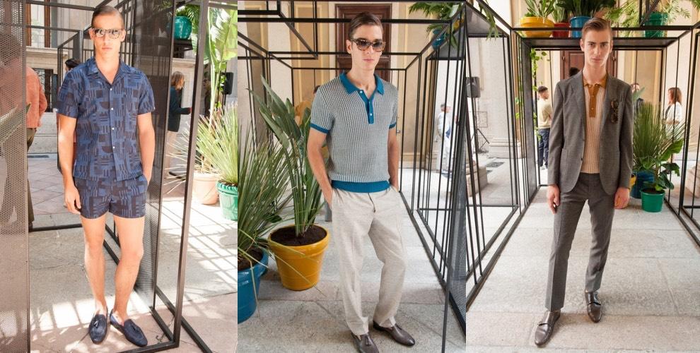 Boglioli moda uomo primavera estate 2016