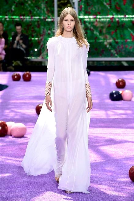 Christian Dior Alta Moda autunno inverno 2015-2016