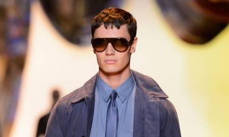 Versace uomo sfilate estate 2016