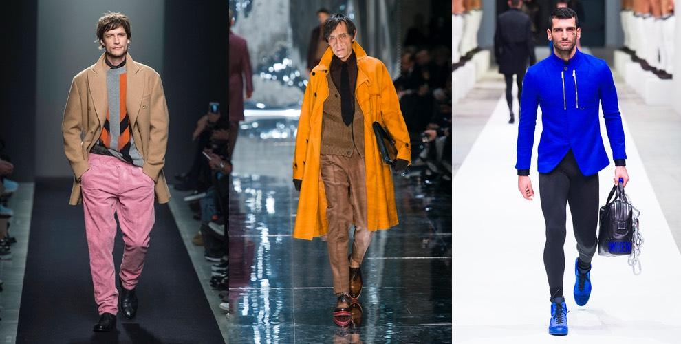 colori moda uomo inverno 2015