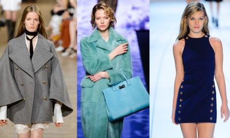 moda donna autunno inverno 2015-2016