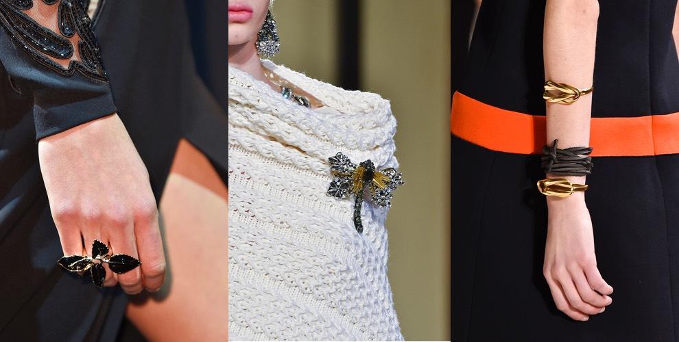 finest selection 40863 e3870 Spille, anelli e bracciali. I nuovi accessori dell'inverno ...