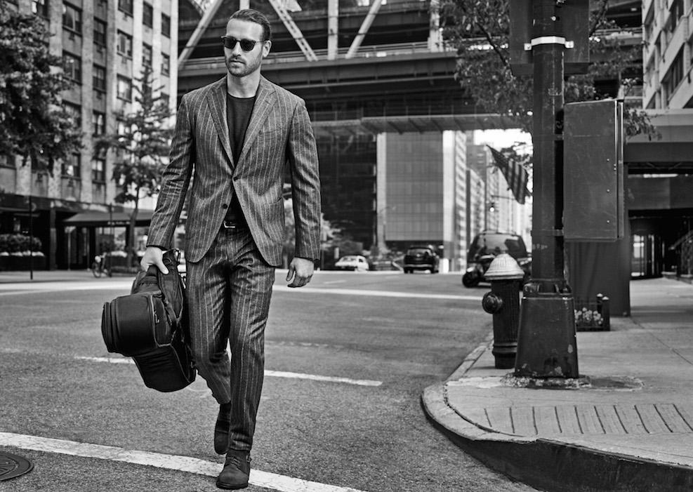 Massimo Dutti moda uomo inverno 2015-2016