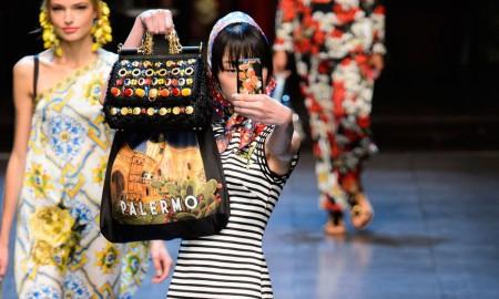 Dolce e Gabbana sfilata settembre 2015