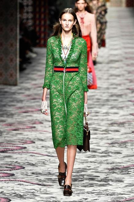Gucci sfilata primavera estate 2016