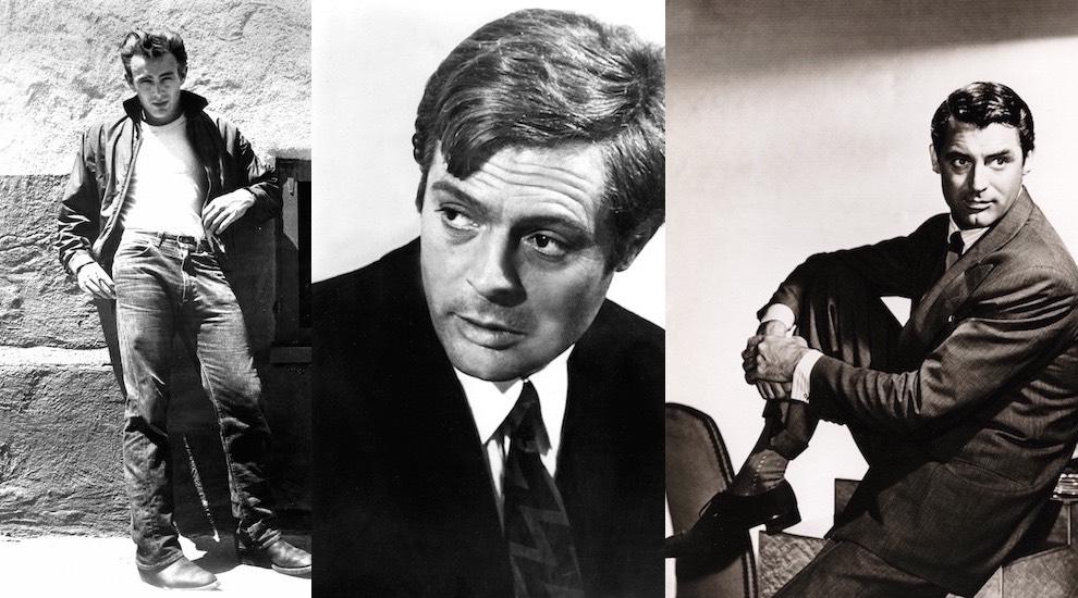 Très 11 uomini icone di stile, del passato e di oggi - Moda uomo Moda donna TY26