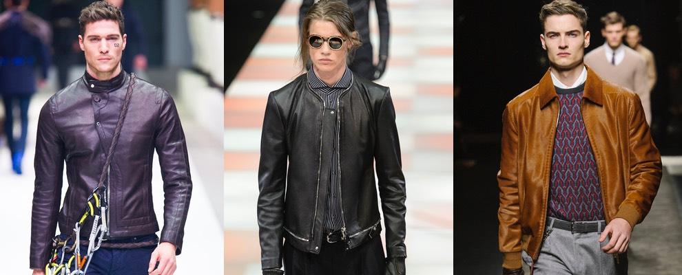 Moda maschile inverno 2016 giacche