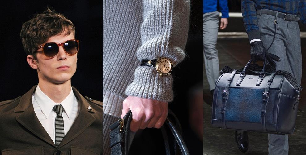accessori moda uomo inverno 2016