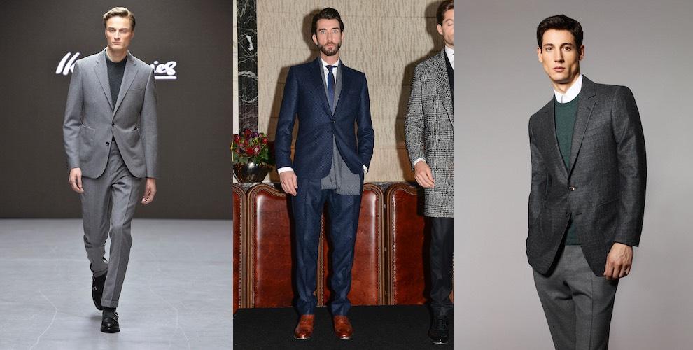 salvare a0712 32e8c Moda uomo: elegante per l'inverno 2016. 7 idee per vestire ...