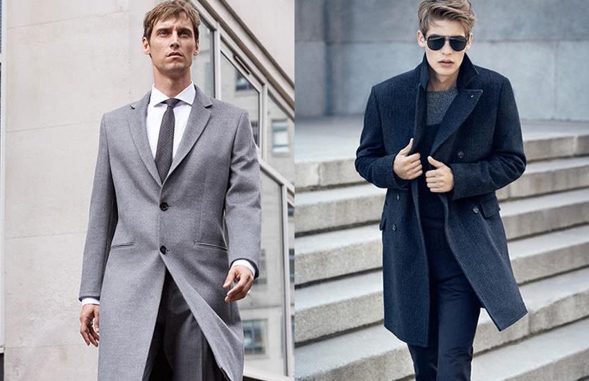 Cappotti uomo inverno 2016 Zara-Mango