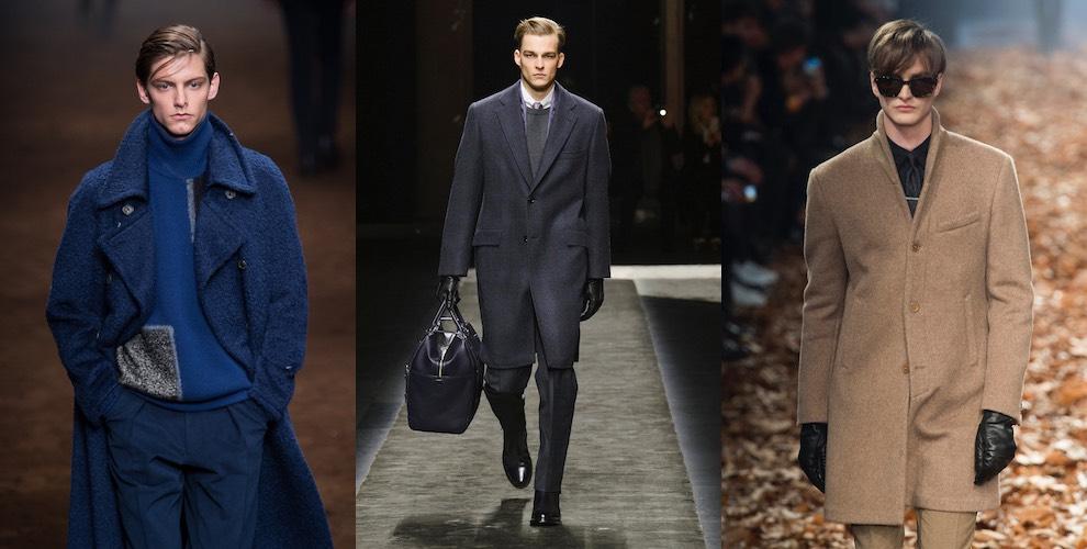 Cappotti uomo inverno 2016