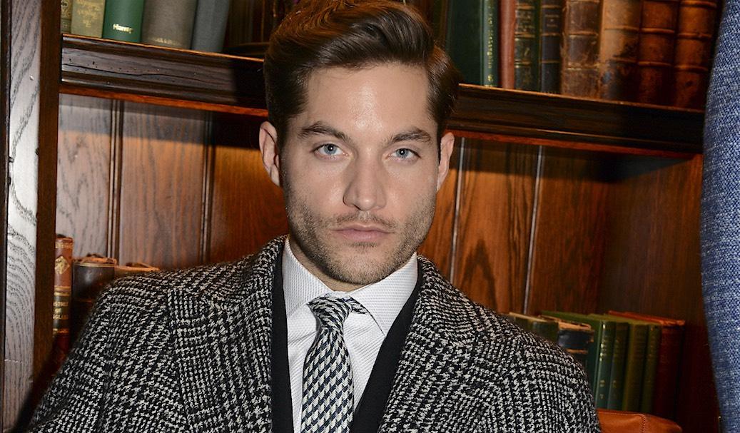Duchamp moda uomo inverno 2016