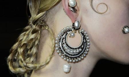 Givenchy orecchini inverno 2016