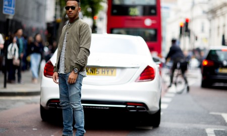 Street Style Londra