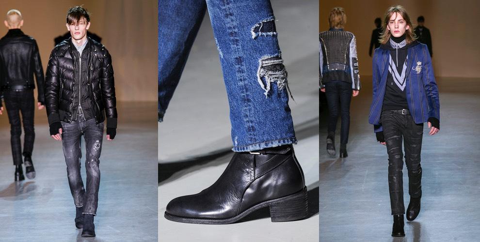 Jeans uomo Diesel inverno 2016