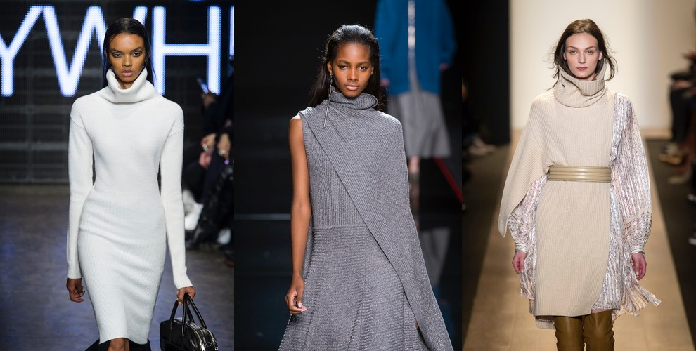 Popolare 15 vestiti donna caldi ed eleganti per l'inverno 2016. Tendenze  HS15