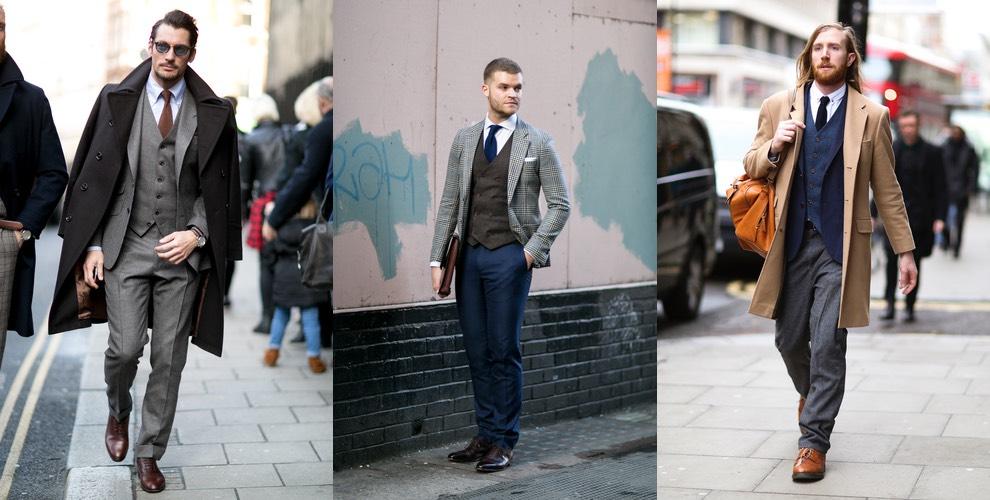 Vestiti Per Matrimonio Uomo Spezzato : Moda uomo inverno il ritorno del gilet abbinamenti