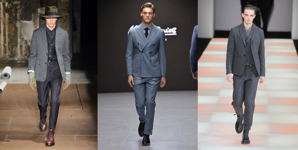 brand new 4a8f8 963e0 Pantaloni alla caviglia da uomo, come si portano in inverno ...