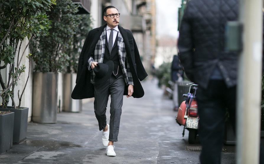 Moda uomo inverno 2016 il ritorno del gilet abbinamenti moda uomo moda donna Fashion week 2015 men s hairstyle