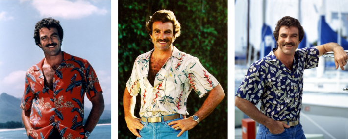 Tom-Selleck-Magnum-P.i.-Mens-Style-Icon-80s-Fashion-Hawaiian-Shirt-710x284