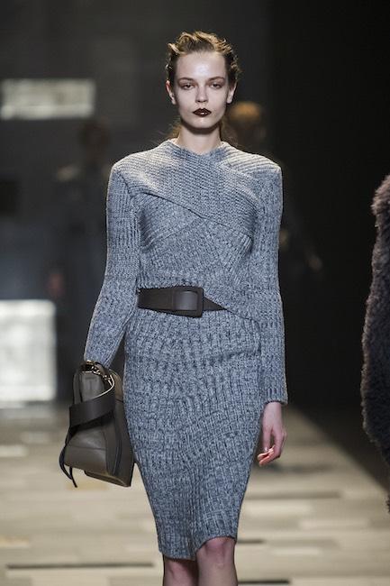 Trussardi Abito di lana inverno 2016
