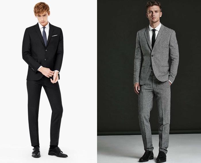 Outfit Matrimonio Uomo Grigio : Moda uomo pezzi eleganti da avere in armadio