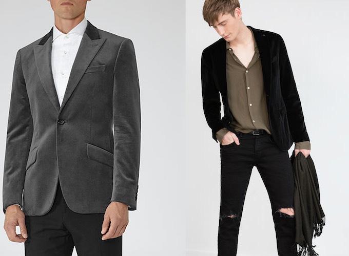 giacche di velluto uomo inverno 2016