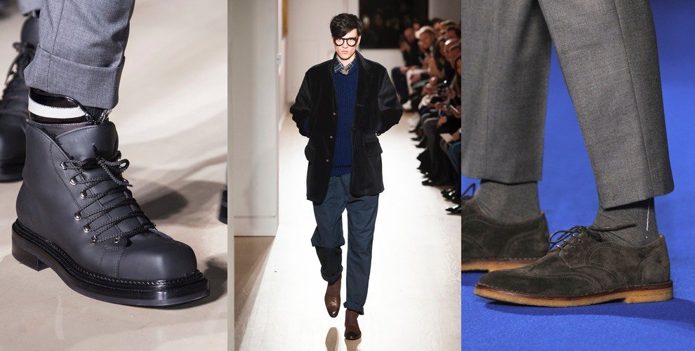 pantaloni corti uomo Inverno 2016