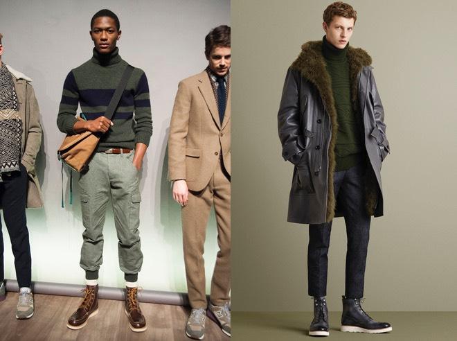 pantaloni uomo inverno 2016