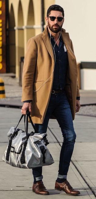 Fashion Men Casual 2013 Street style ca...