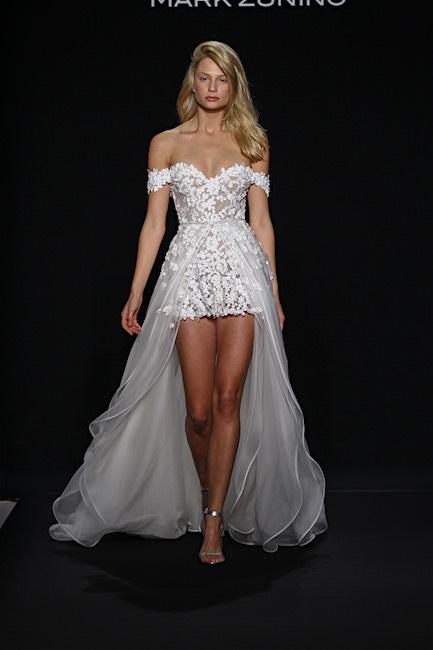 Vestiti Matrimonio Uomo Particolari : Mark zunino sposa abiti particolari e spettacolari