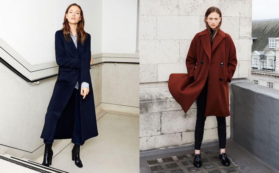 cappotti Zara donna inverno 2016