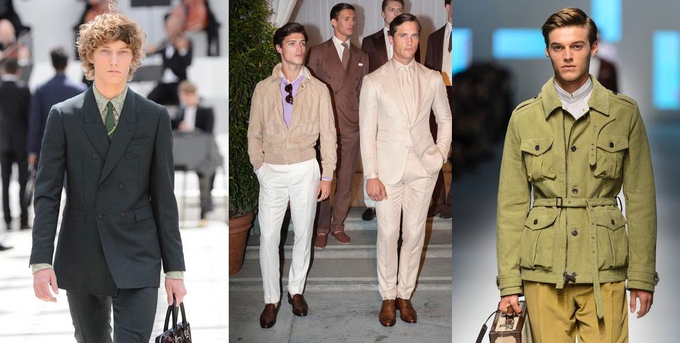 Fashion Matrimonio Uomo : Moda uomo primavera estate colori e abbinamenti