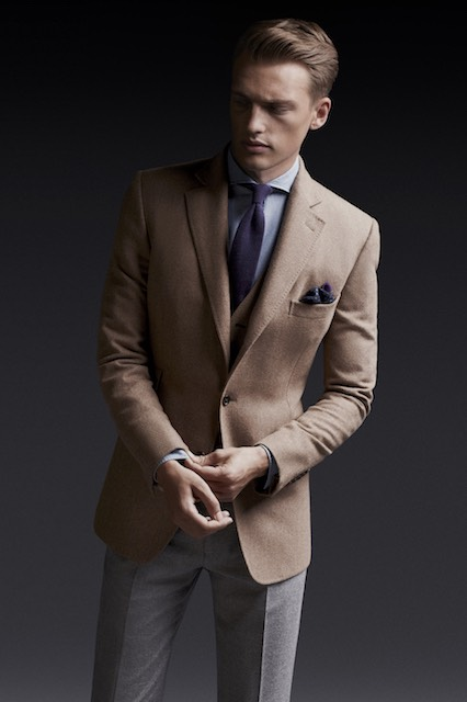 giacca cammello uomo abbinamenti