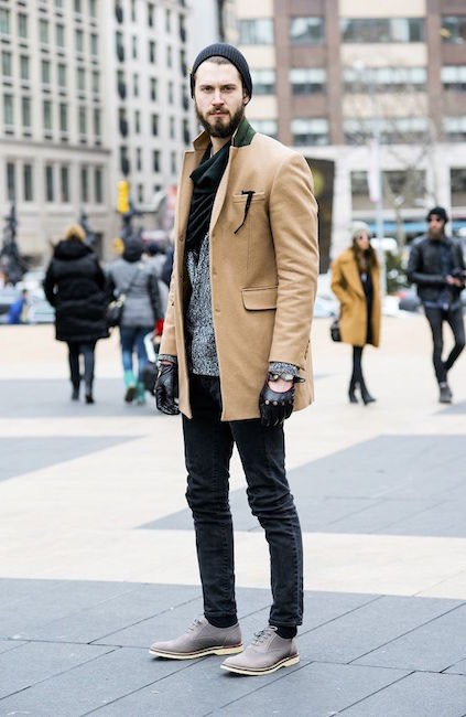 street style uomo