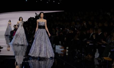 Armani Prive alta moda estate 2016