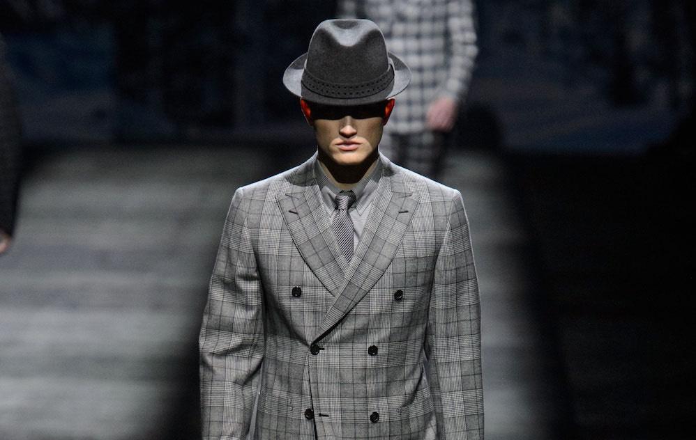 Matrimonio Inverno Uomo : Brioni sfilata inverno  tra moda e stile foto