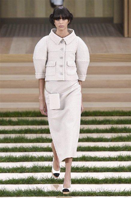 Chanel sfilata Alta Moda primavera estate 2016