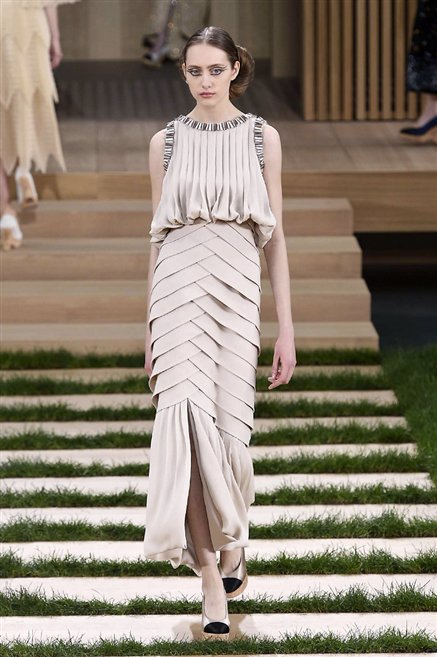 Chanel sfilata alta moda primavera estate 2016 50 moda for Chanel alta moda