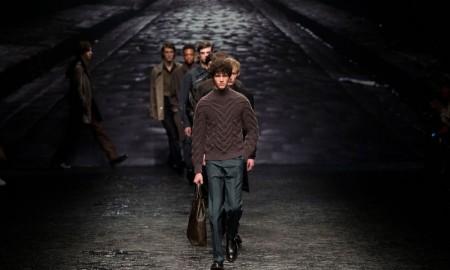 Corneliani moda uomo inverno 2016-2017