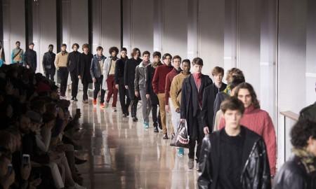 Hermes moda uomo inverno 2017