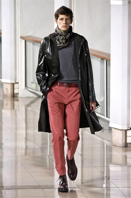 bf98a789588b Hermès uomo sfilata autunno inverno 2016-2017