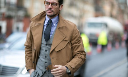 Londra moda maschile street style