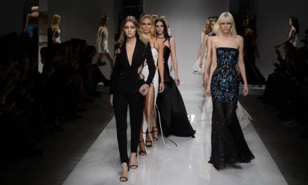 Versace alta moda primavera estate 2016