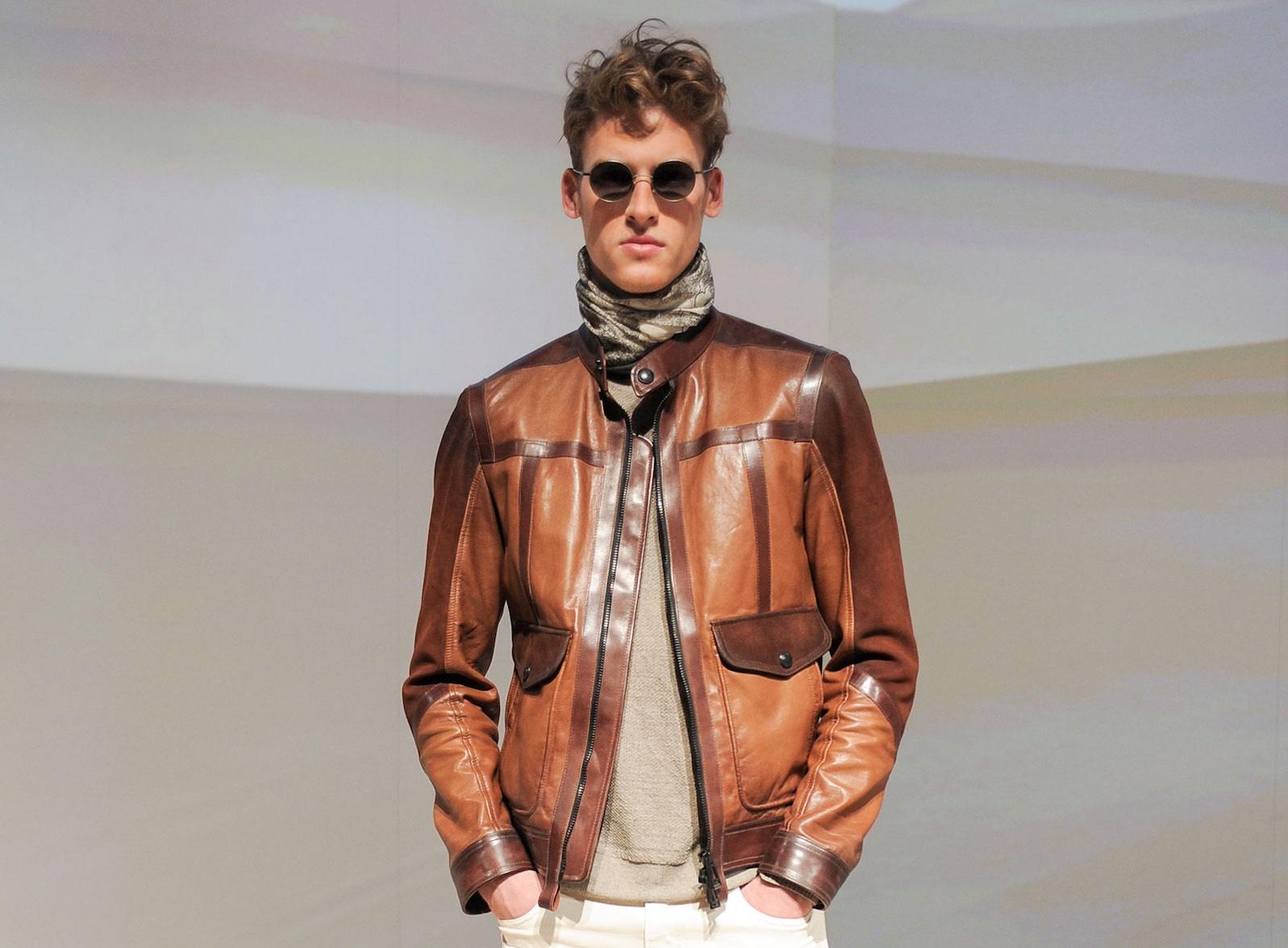 brand new 6d6ac 2760f Uomo, giubbotti per l'estate. 27 idee moda, gli abbinamenti ...