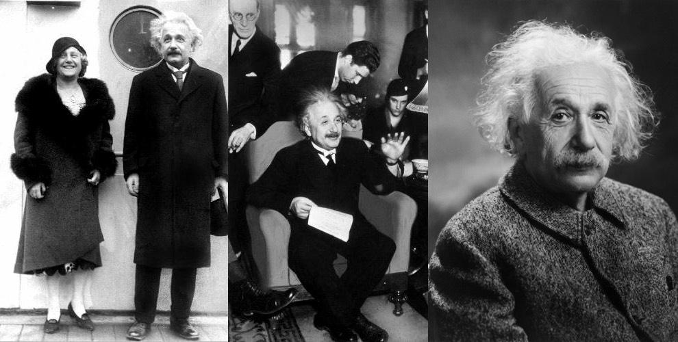 Come si vestiva Einstein