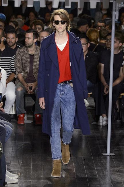 Jeans moda uomo primavera estate 2016