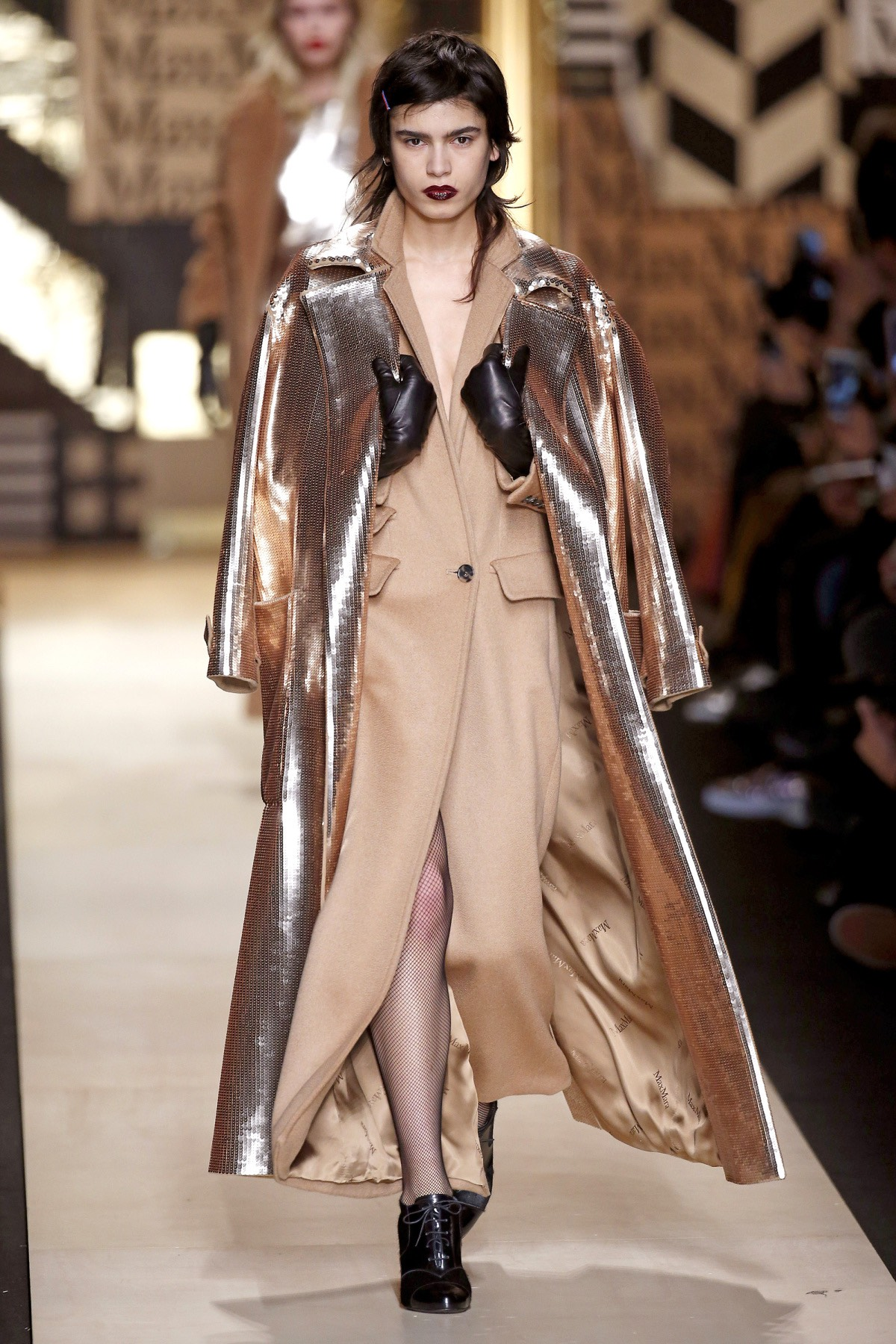 Max Mara Sfilata Donna Autunno Inverno 2016 2017 Foto E Video