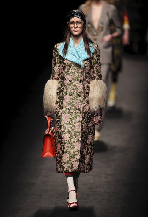 Gucci autunno inverno 2016-2017